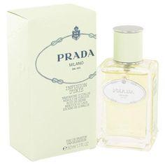 e5dff6b33e8ef Prada Infusion D iris by Prada Eau De Parfum Spray 1.7 oz
