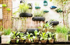 Un jardin urbain : la tendance verte ultime - Transformez votre maison en un…