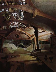 wandrlust:  Cosanti, Paradise Valley, Arizona — Paolo Soleri