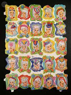 50 LAMINAS CROMOS TROQUELADOS ESPAÑOLES - foto 5