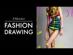HOW TO DRAW ANY FASHION POSE (1) | Fashion Drawing - YouTube