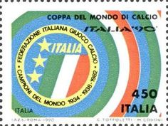 World Cup Football Championship- Italy