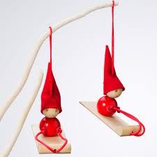 Christmas Elves and Other Gift Ideas from Aarikka of Finland - Skimbaco Lifestyle online magazine Easy Christmas Decorations, Christmas Ornaments To Make, Christmas Crafts For Kids, All Things Christmas, Simple Christmas, Holiday Crafts, Christmas Holidays, Christmas Ideas, Tree Decorations