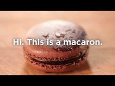 Macarons & Macaroons: What's the Difference? | | ChefSteps