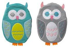 owl hot water bottle cover - Google Search