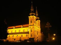 The Basilica of Assumption of Mary and St. Cyrillus and Methodius in Velehrad
