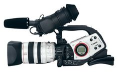Canon XL2 3CCD MiniDV Camcorder w/20x Optical Zoom, Stand...