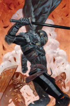 Writer Frank Tieri Reveals Black Knight Comic Canceled by Marvel - IGN