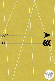 nan lawson arrows.