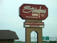 Strongbow Inn Restaurant - a local icon for over 50 years