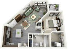 Apartment life (: