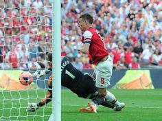 Arsenal 3 Hull City 2 - Kos gets our equaliser!