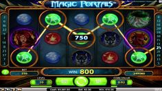 Magic Portals™ es un juego de máquina tragamonedas de 5 tambores y 25 líneas creadas por NetEnt. Jugar gratis en TragamonedasX.com: http://tragamonedasx.com/juegos-gratis/magic-portals/