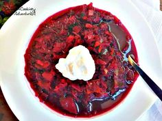 Ruby Red Borscht soup is one of my favorite things to make going into the fall season. The bright red beets carry so many health benefits, it's no wonder I feel so great after eating this for a couple of days.
