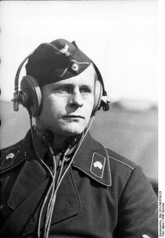 Waffen-SS Panzer soldier.