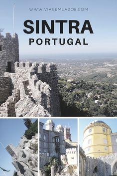 Sintra é uma ótima opção de cidade para fazer uma viagem bate e volta de Lisboa, confira dicas do que fazer em 1 dia por lá!