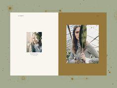 La Comète - Split Showcase designed by Milica Stefanovic for Qode Interactive. Connect with them on Dribbble; Website Design Inspiration, Fashion Website Design, Website Design Layout, Wordpress Website Design, Web Layout, Layout Design, Website Designs, Minimal Web Design, Ux Design