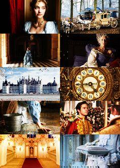 Cinderella (Imogen Poots as Cinderella; Armie Hammer as Prince Charming; Helen Mirren as Lady Tremaine)