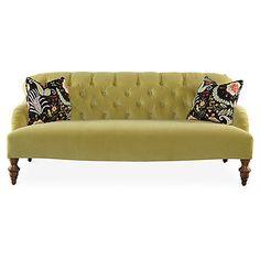 "Greenwich 75"" Sofa,"