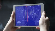 """Enter The Matrix! This iPad App Lets You """"See"""" Wi-Fi Signals"""