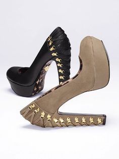 Betsey Johnson Zaine Studded Leather Pump #VictoriasSecret http://www.victoriassecret.com/clearance/shoes/zaine-studded-leather-pump-betsey-johnson?ProductID=65132=CLR?cm_mmc=pinterest-_-product-_-x-_-x