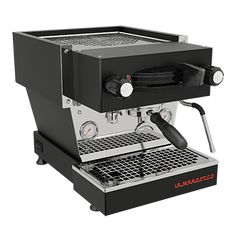 Bring home a machine inspired by an espresso icon. The Linea Mini is a kitchen-sized version of the Linea Classic, a machine loved by thousands of professional baristas and the heart of your favori…