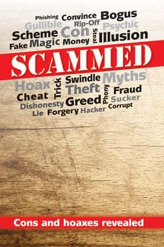 We have all been scammed at one time or another, with or without realising it. Pseudo Science, Sleight Of Hand, Stage Show, Mind Over Matter, Greed, Science And Technology, The Magicians, Read More