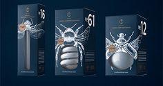 En lo más fffres.co: Angelina Pischikova. Diseñando packaging: Nacida en Minsk… #Angelina_Pischikova #Blog #Design #Diseño #Fotografía