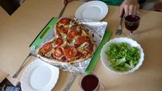 Pizza dough!