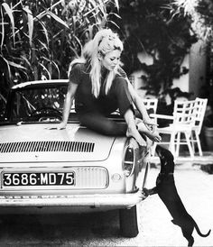 """Une certaine idée du """"cool"""" #98 (Brigitte Bardot - 1962)"""