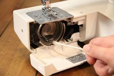 Free class! Don't let machine frustrations ruin your sewing! Learn to thread your machine, use the best feet & needles for every project & get easy cleaning tips.