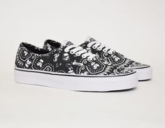 #Vans Authentic Star Wars Stormtrooper Bandana #sneakers