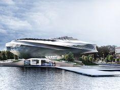 ARTICLE:Guggenheim Helsinki Design Competition: A Parametric Analysis