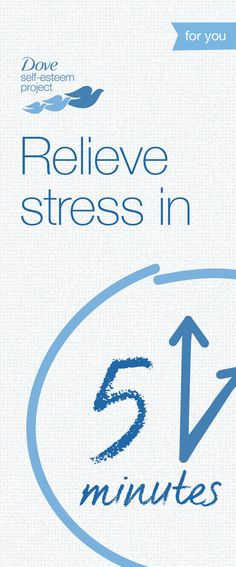 """5 minutes to spare? That's all you need to practice this relaxing mini-meditation. Your body is an exquisite emotional radar system, and it's important to check in with it every now and then. Knowing your body's unique reactions to stress can help you figure out how to respond to these feelings in the future. One way to """"check in"""" with your body is through meditation. #SelfEsteemProject"""