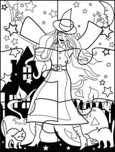 wiccan coloring pages - Psychedelic Hippie Coloring Pages