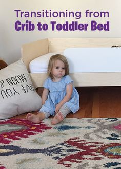 Has your toddler turned into a crib escape artist? It might be time to start the transition from crib to toddler bed, but we all know this is no easy feat. Learn tips and tricks to make the transition easy so you and your growing child can enjoy a full night of sleep.