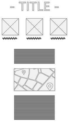 User Interface Design, Wireframe, Map, Website, Location Map, Maps, Ui Design, Interface Design, Website Wireframe