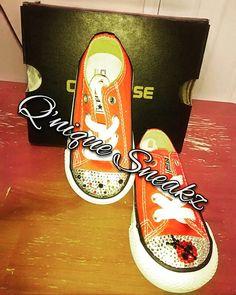 Ladybug Converse