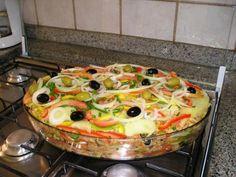 Cozinha da Margô: Bacalhau de praia.