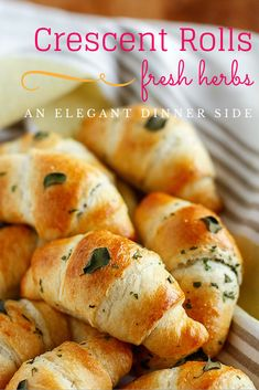 Crescent Rolls with
