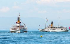 Motor Yachts, Vevey, Beyond The Sea, Classic Motors, Steamers, Lausanne, Paddle, Sailing Ships, Switzerland