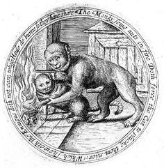 Ilustração inspirada no trabalho de Marcus Gheeraerts, o velho (Bélgica, c. 1520- c. 1590)