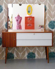 Retro Living Room Furniture -1
