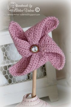 Atelier Valérie: Summer Windmill