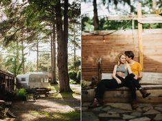 Oregon Coast Engagement Photos - Sara K Byrne