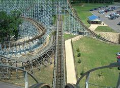 Zeus - Mt. Olympus Water & Theme Park (Wisconsin Dells, Wisconsin, USA)