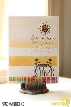 Summer is Here Card