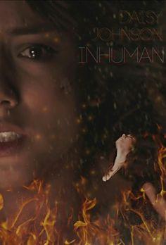 Skye/ Daisy Johnson Inhuman ⛄❄