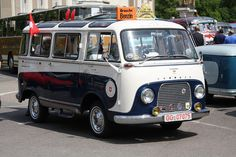 Ford Transit, why did europe get all the cute cars?