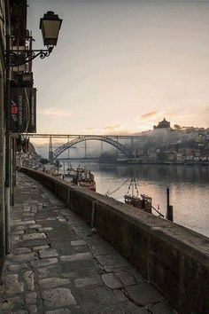 Porto is a historic and captivating city, which is quickly becoming one of the most popular and respected tourist destinations. Portugal Porto, Visit Portugal, Spain And Portugal, Visit Porto, Beautiful World, Beautiful Places, Porto City, Bangkok, Travel Destinations